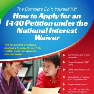 Nation Interest Waiver Kit