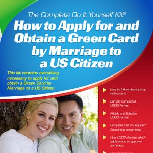 Green Card by Marriage to a U S  Citizen – Complete Do it