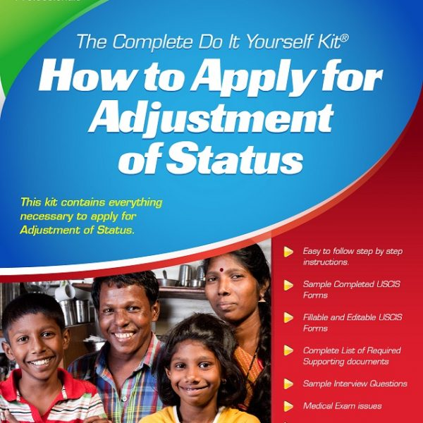 Adjustment of Status Kit