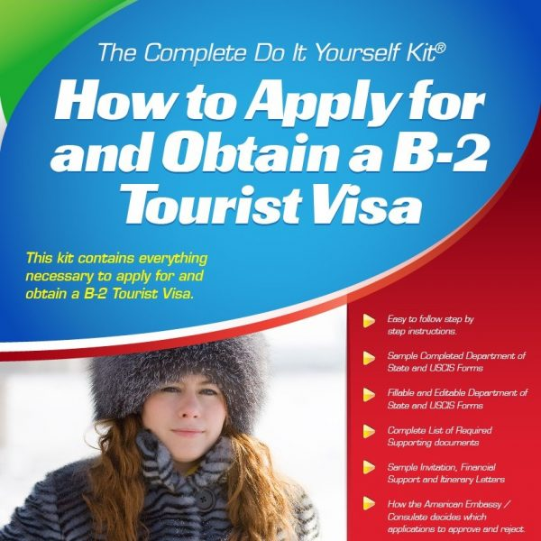 B-2 Tourist Visa Kit