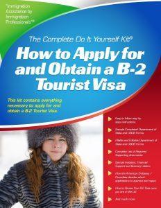 B-2 Tourist Visa Kit