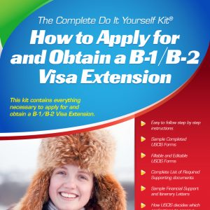 B-1 / B-2 Visa Extension